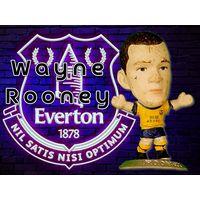 Wayne Rooney EVERTON 5 см Фигурка футболиста MC1662