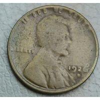 США 1 цент 1926D