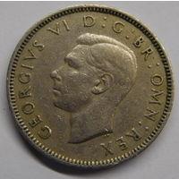 Великобритания 1 шилинг 1948 г