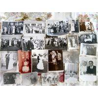 Свадьбы в СССР, 21 фото одним лотом