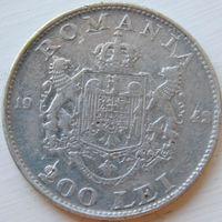 11. Румыния 200 лей 1948 год, серебро*