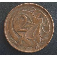 Австралия, 2 цента 1976