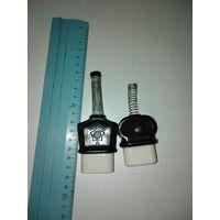Вилки для электросамоваров, электрочайников, утюгов времен СССР