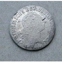 1\12 талера 1767 года.