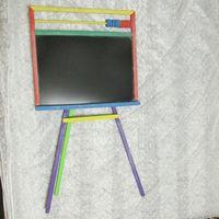 Мольберт для детского творчества, развития, обучения