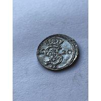 Двойной денарий 1620