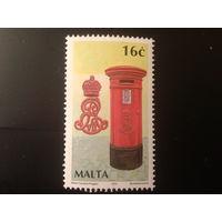 Мальта 2004 почтовый ящик