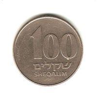 100 шекелей