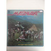 MASNIAKI folk group from Zakopane
