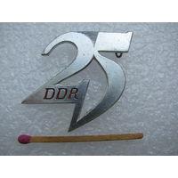 Знак. 25 лет ГДР
