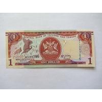 1 доллар, 2006 г. Тринидад и Тобаго.