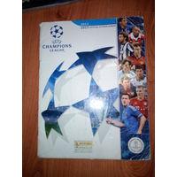 Журнал для наклеек Лига Чемпионов(League Champions 2012-2013)