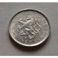 10 геллеров, Чехия 1995 г.