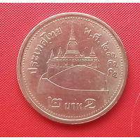 65-37 Таиланд, 2 бата 2012 г.