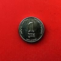 58-29 Израиль, 1 новый шекель 2007 г.