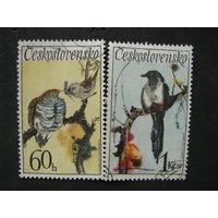 Чехословакия 1972 Певчие птицы