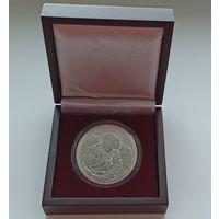 Футляр для монеты с капсулой 58.00 mm  деревянный