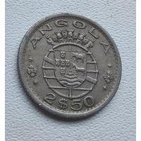 Ангола 2.5 эскудо, 1968 7-1-20