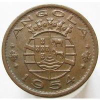 Порт. Ангола 50 сентаво 1954 (75)