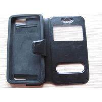 Чехол кожаный для мобильного телефона