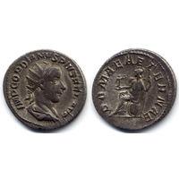 Антониниан 240 AD, Гордиан III, Римская Империя