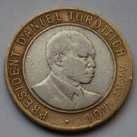 Кения, 10 шиллингов 1995 г