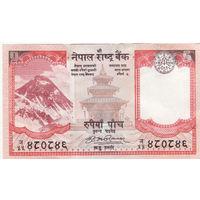 5 рупий 2010 год