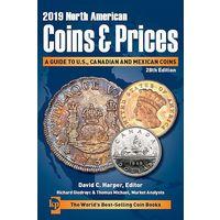 2019 - Краузе - Монеты Северной Америки - на CD