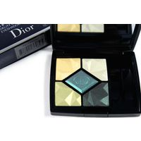 Палетка теней DIOR 5 Couleurs Precious Rocks Colours & Effects Eyeshadow Palette 347 Emerald