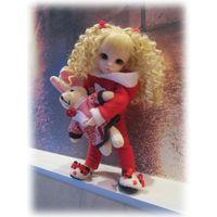 Костюм для куклы ростом 22-25 см
