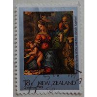 Новая Зеландия.1983.Рождество
