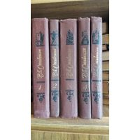 Стивенсон.Собрание сочинений в 5 томах