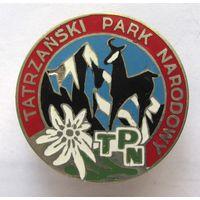 Татранский национальный парк. Польша. Альпинизм, горы