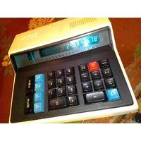 Калькулятор МК59. ( Сделано в СССР. С знаком качества СССР)