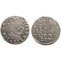 Трояк 1582 год Вильно