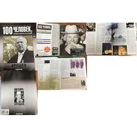 DE AGOSTINI 100 Человек Которые изменили ход истории Хрущев 60