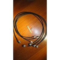 Переходной кабель с разъемами РК-75
