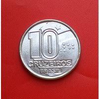 26-33 Бразилия, 10 крузейро 1991 г.