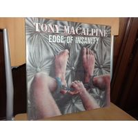 TONY MACALPINE - Edge Of Insanity  LP-1986г.