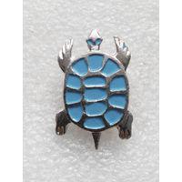 Значок. Черепаха #0410-UP3