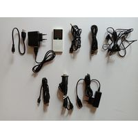 Зарядное устройство и кабели для телефонов Siemens и Samsung