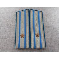 Погоны СОС ВВС инженеры СССР на парадную форму