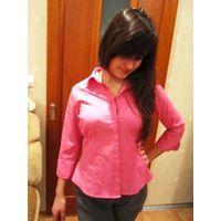 Шикарная офисная блуза для тебя р.46-48