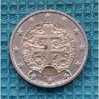 Словакия 2 евро 2009 года