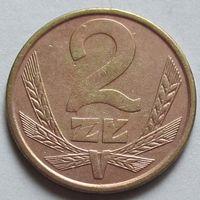 Польша, 2 злотых 1983 г
