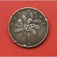76-25 Ямайка, 1 цент 1969 г.