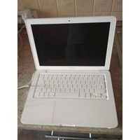 MacBook a1342 на запчасти
