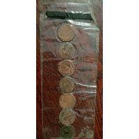 Медные монеты (боратинки) Речи Посполитой 1633-1668