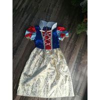 Платье Белоснежки 134-146