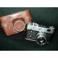 Фотоаппарат ФЭД 3 с объективом ФЭД И-61